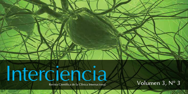 revista interciencia volumen 3 numero 3